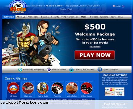 All slots casino no download reel deal casino live