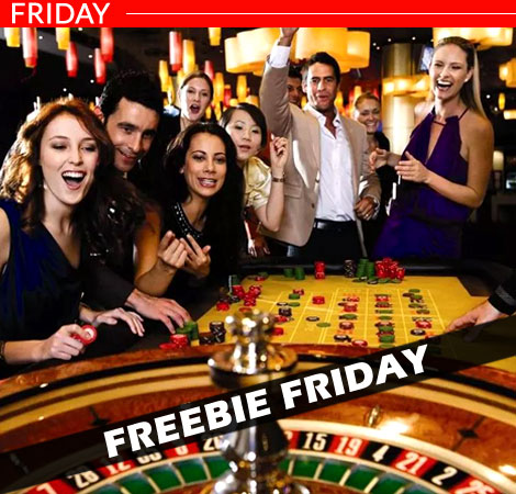 Vegas2Web Friday Promo