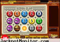 Bingo Slot Video slot machine
