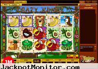 Crazy Jungle slot machine