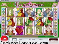 For Love And Money slot machine