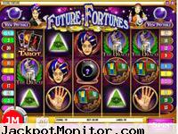 Future Fortunes slot machine
