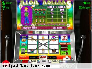 High Rollers slot machine