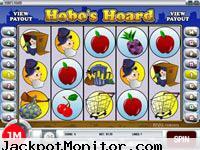 Hobos Hoard slot machine