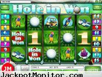 Hole In Won slot machine