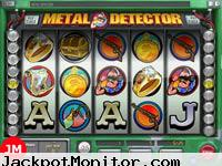 Metal Detector slot machine