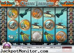 Ocean Treasure slot machine