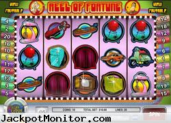 Reel Of Fortune slot machine