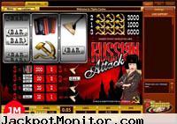 Russian Attack slot machine