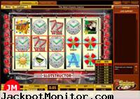 Slotstructor slot machine