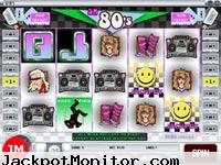 So 80s slot machine