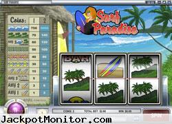 Surf Paradise slot machine