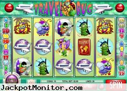 Travel Bug slot machine