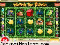 Watch The Birdie slot machine