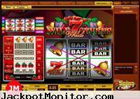Wild Sevens slot machine